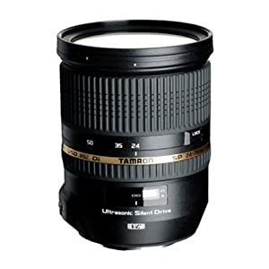 Tamron SP 24-70mm Di VC USD Canon Mount AFA007C-700