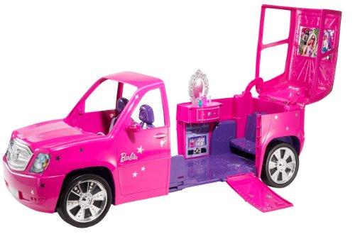 Mattel Barbie V6826 - Fashionistas Glam-Limousine,