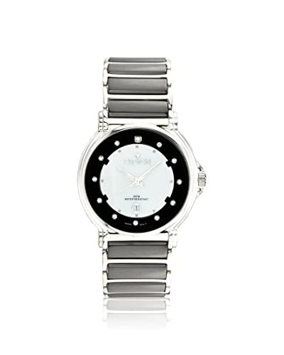 Croton Women's CN207302BKCR Two-Tone Stainless Steel Watch