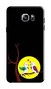 Samsung Note 5 Cover Premium Quality Designer Printed 3D Lightweight Slim Matte Finish Hard Case Back Cover for Samsung Galaxy Note 5 by Tamah