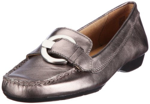 Naturalizer GALITA Slipper Womens Silver Silber (Dark Pewter) Size: 8 (42 EU)