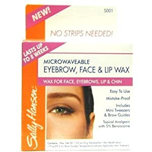 Sally Hansen Micro Eyebrow-Lip &amp; Face Wax