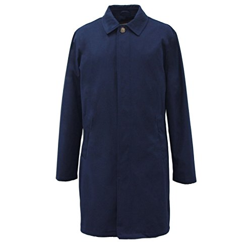 mens-harry-brown-navy-teflon-coated-detachable-lining-raincoat-3x