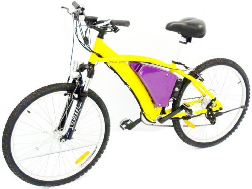 International Surrey Company Volt Electric Bicycle (Yellow)