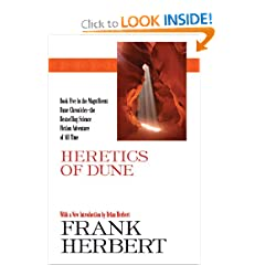 Heretics of Dune (Dune Chronicles) by Frank Herbert