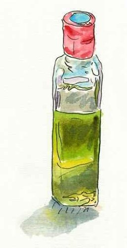 Bottle of Olive Oil - 24