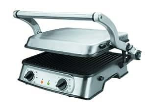 Piastra grill elettrica bistecchiera panini casa e cucina - Piastra elettrica cucina ...