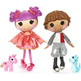 Lalaloopsy Dolls - Sir Battlescared And Lady Stillwaiting