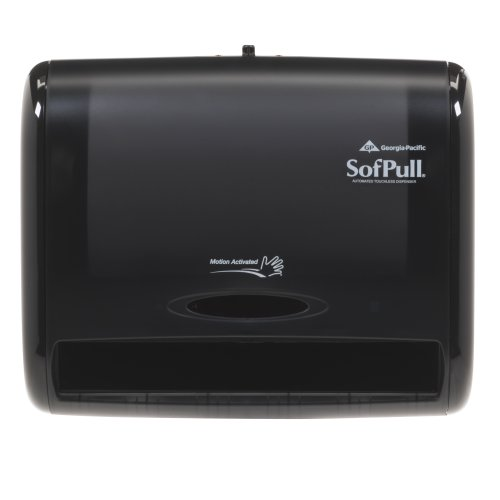 Georgia-Pacific 58470 SofPull Automatic Touchless Paper Towel Dispenser