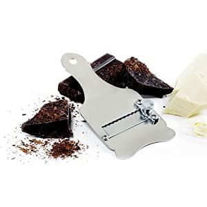 Chocolate Truffle Shaver in Stainless Steel by Norpro