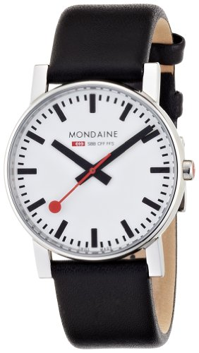 Mondaine Gents Evo Stainless Steel Quartz Analogue