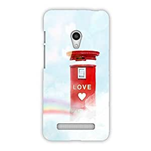 The Palaash Mobile Back Cover for Asus Zenfone 5