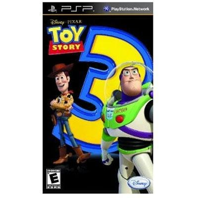 New Disney Interactive Pixar Toy Story 3 Action/Adventure Game Complete Product Standard Retail Psp