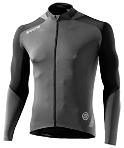 SKINS Mens Cycle Long Sleeve Jersey by Skins