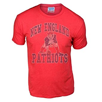 Junk Food New England Patriots Retro T Shirt