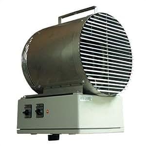 amazoncom 11200 btu portable electric fan utility