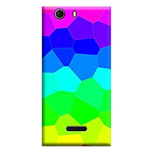 iCover Premium Printed Mobile Back Case Cover With Full protection For Micromax Canvas Nitro 2 E311 (Designer Case)