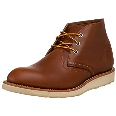 Red Wing Heritage Men's Classic Work Leather Chukka Boot,Oro-iginal,7 D US