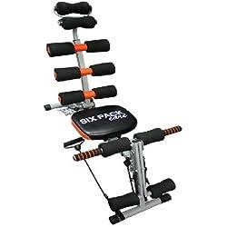 Banco musculacion aparato ejercicio gimnasia six pack care abdominales fitnes
