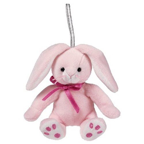 TY Basket Beanie Baby - BASKETS the Bunny