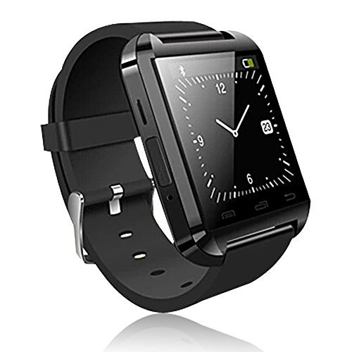 Hiwatch TFT Lcd Touch Screen Wrist Bluetooth Smartphone Smart Watches Camera Controls/Music Controls/Activity Tracker/Sync messages