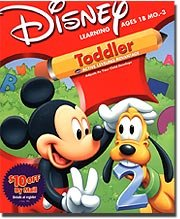Mickey'S Toddler - With Active Leveling Advantage! front-641408