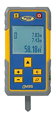 Spectra Precision Lasers / Trimble QM95 Quick Measure Distance Meter from Spectra Precision Lasers