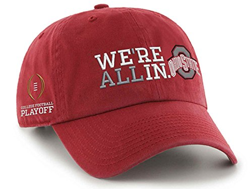 Ohio State Buckeyes Hat