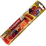Colgate Spider-Man (Spider-Sense) Battery Operated kids / Children Toothbrush - Colour and Style May Vary.