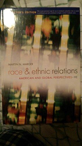 Ie Race Ethnic Relations 9e