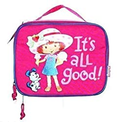 "Strawberry Shortcake ""It's All Good"" Softside Lunch Box"