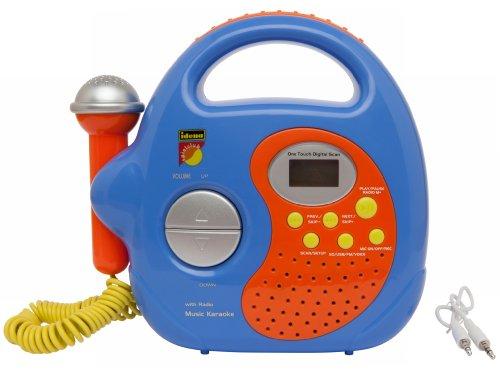 Idena - Karaoke con reproductor de radio