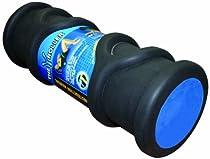 Pro-Tec Athletics Y-Roller High Density Contoured Foam Roller, Solid Core Blue/ Black