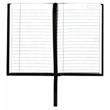 Tops Royale Business Casebound Notebook, College Rule, 3.5 x 5.5 Inches, 96 Sheets (25229)