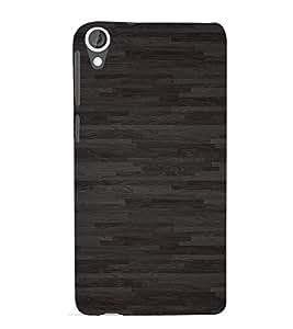 EPICCASE Black floor Mobile Back Case Cover For HTC Desire 820 (Designer Case)