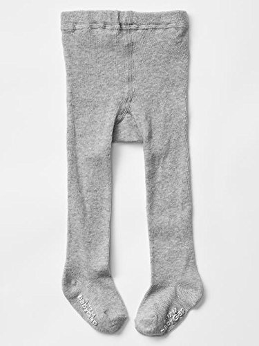 Gap Baby Solid Tights Size 6-12 M front-1069583