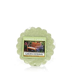 Yankee Candle Wax Tart (Garden Hideaway) - Box 24 Pieces from Yankee Candle
