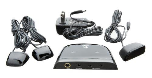Logitech Harmony IR Extender System (Black)