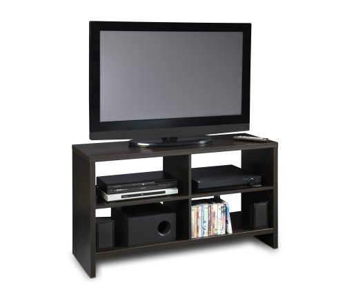 Convenience Concepts 114015A Northfield TV Media Stand for Flat Panel TV's up to 46-Inch or 85-Pounds photo