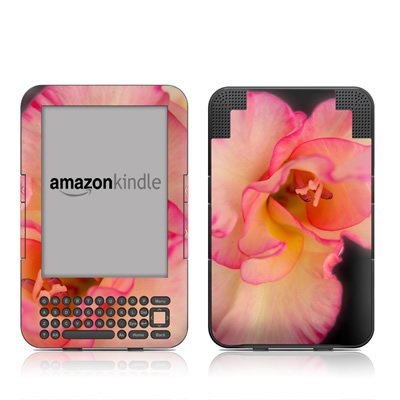 I Am Yours Design Protective Decal Skin Sticker For Amazon Kindle Keyboard / Keyboard 3G (3Rd Gen) E-Book Reader - High Gloss Coating