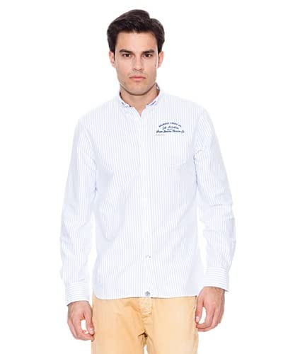 Pepe Jeans London Camisa Fulmer Blanco