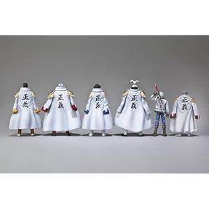 超造形魂 ONE PIECE 海軍-絶対正義の名の下に- (BOX)