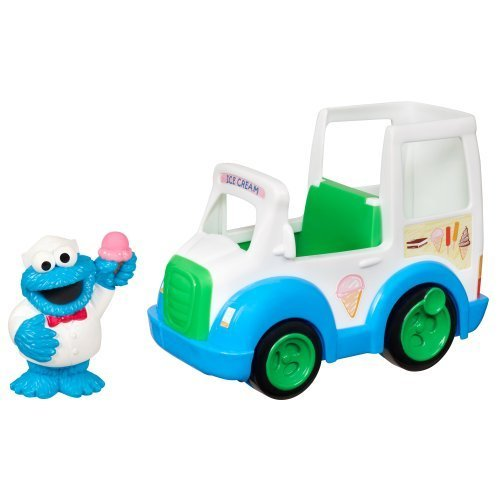 Sesame Street Cookie Monster's Ice Cream Truck by Hasbro