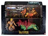 Masters of the Universe Commemorative Series He Man and Battle Cat Limited Edition 1 of 10,000