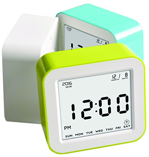 Zhpuat 5 3 Morning Clock Low Light Sensor Technology Light