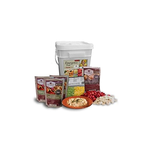 Wise Company Emergency Food Variety Pack (104-Serving)