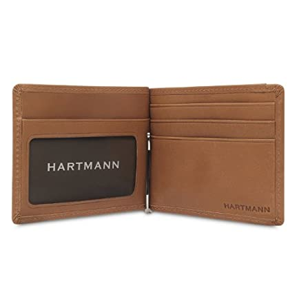 Hartmann Belting Leather Belting Money Clip Wallet