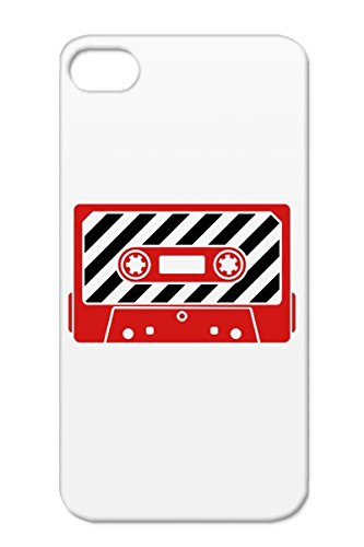 Dirtproof Tpu Cassette Retro V2 Red Mixtape Old School Headphones Music Noise House Hip Hop Cool Audio Party Ghetto Blaster Play Music Dance Electronica 80 Se Electro Retro Dj Player Hip Hop Mixtape Dj Press Cassette Club Ghettoblaster Cool Dance Electro
