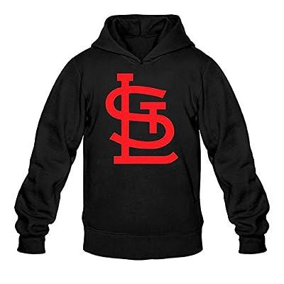 ZHENGXING Men's St. Louis Cardinals Logo MLB Hoodie XXL Royal Blue