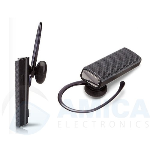Professional Lg-280 A+ Bluetooth Headset With Noise And Echo Reduction For Samsung Phones Also Inlcuded With The Pacakge Wall Charger, Car Charger And Pouch